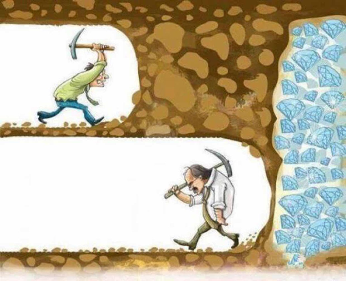 94% Will Fail or Give Up Trying