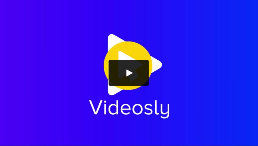 Videosly demo
