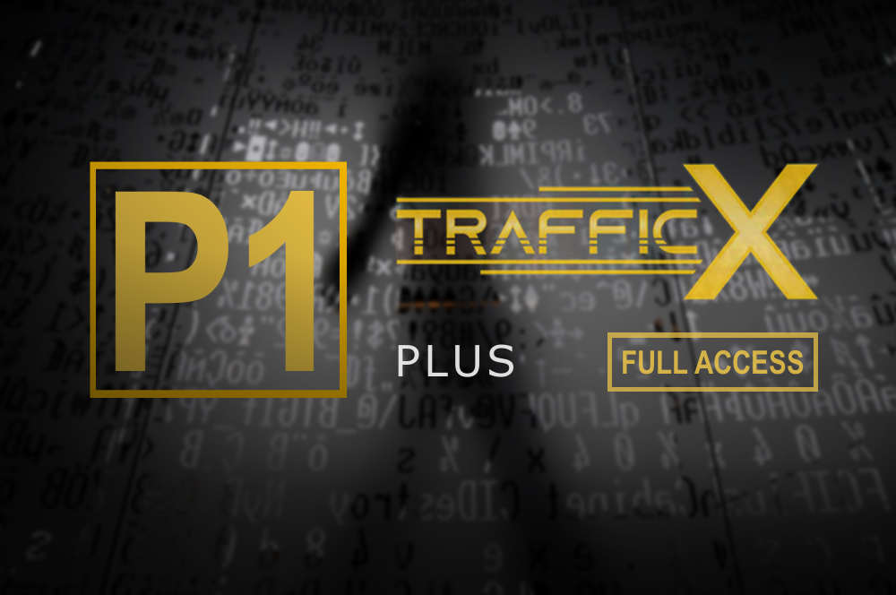 Access P1 with TrafficX Today