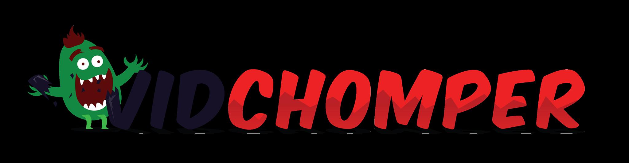 VidChomper logo